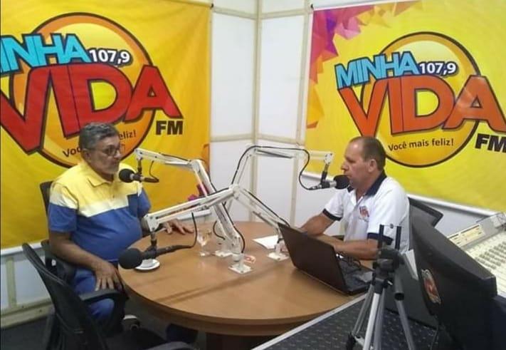 Entrevista com o Secretário de Agricultura, Pecuária e Pesca do Municipio de Martins, Erasmo Miranda