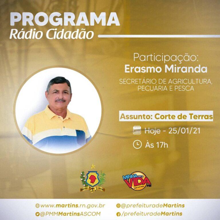 Programa Rádio Cidadão