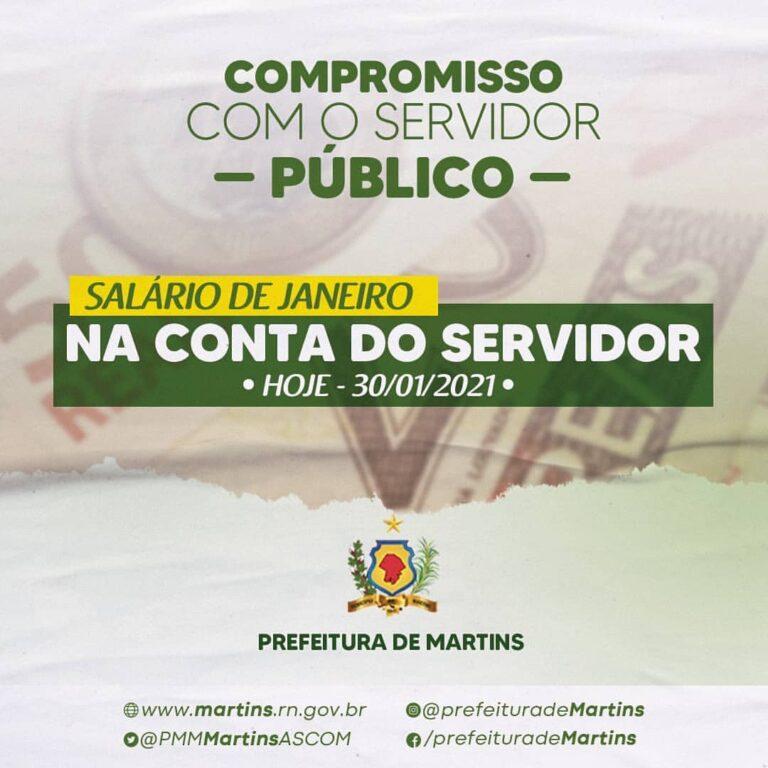 Read more about the article Salário de Fevereiro