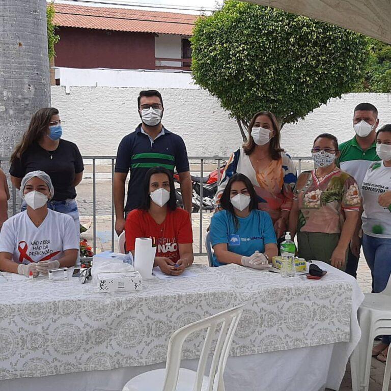 Read more about the article Ação preventiva e educativa contra as DSTs