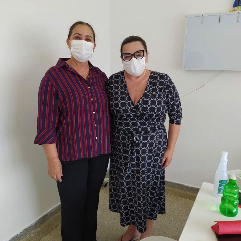 A Prefeitura de Martins, contratou mais uma profissional da saúde, Dra. Maria Micheline de Abrantes.