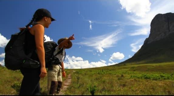 Read more about the article Curso de Educação Ambiental em Trilhas Ecológicas.