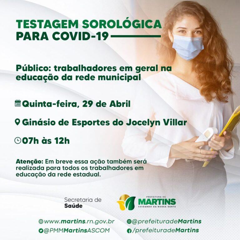Read more about the article PREVENÇÃO E COMBATE À CIVID-19.