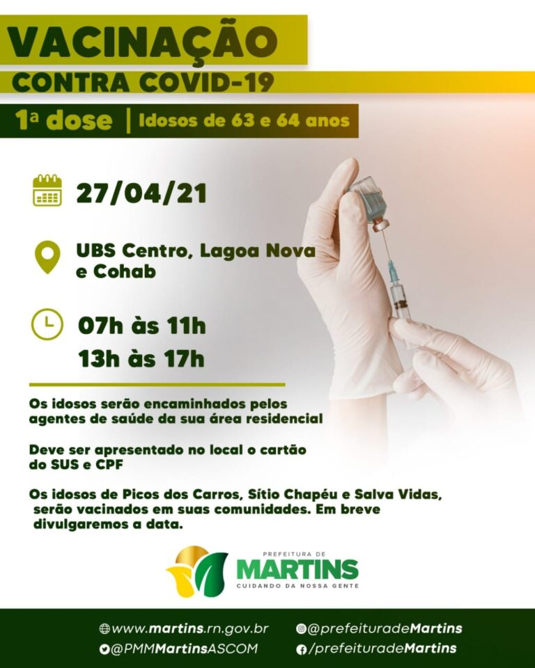 Read more about the article Vacinação contra a COVID-19