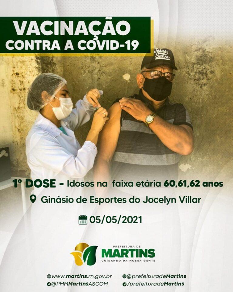 Vacinação contra a COVID19