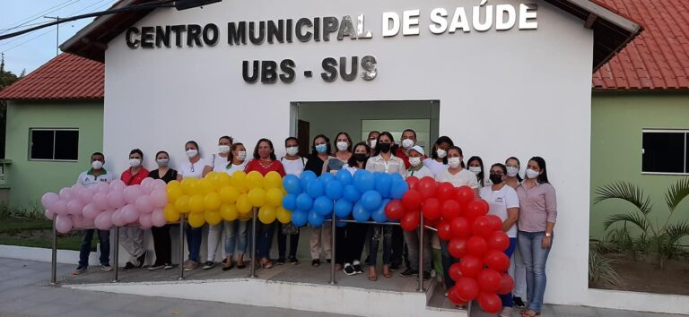 Read more about the article PREFEITURA REABRE A UBS DO CENTRO